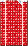 008 ADRI «Swiss-Edelweiss ROT» 8 Sitzplätze
